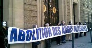 abolition des armes nucléaires