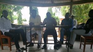 atelier sur l'éducation aux droits humains