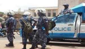police togo