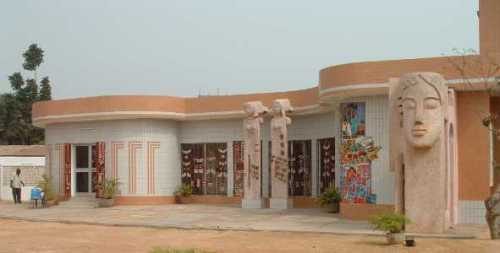 Centre artistitique Paul AHYI