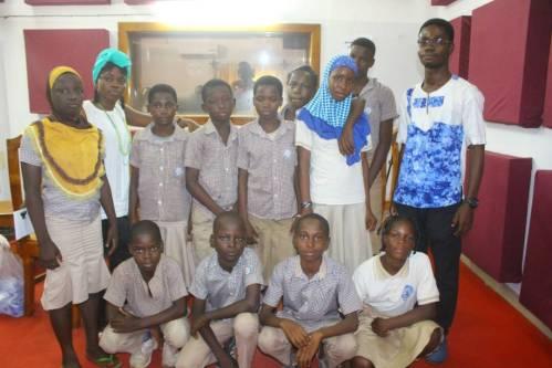 Emission Radio Lomé LSDE 2017 6